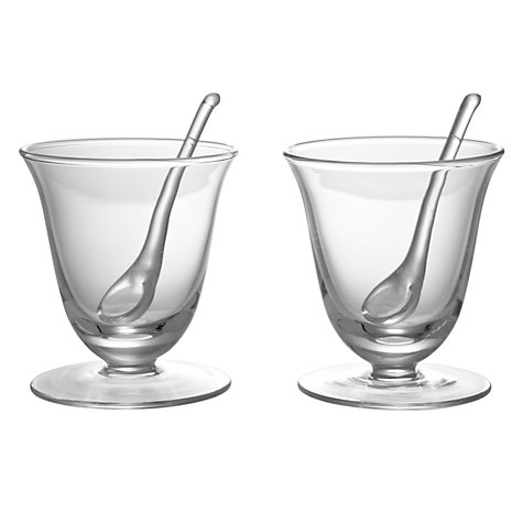 Buy LSA Serve Condiment Pot & Scoop, Set of 2 Online at johnlewis.com
