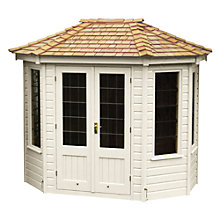 Buy Crane FSC Small Summerhouse 1.8 x 2.4m Online at johnlewis.com