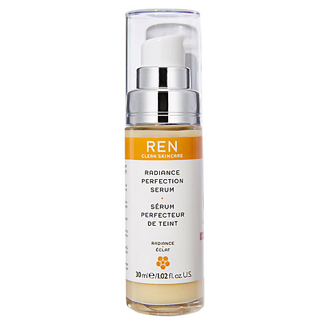 Buy REN Radiance Perfecting Serum, 30ml Online at johnlewis.com