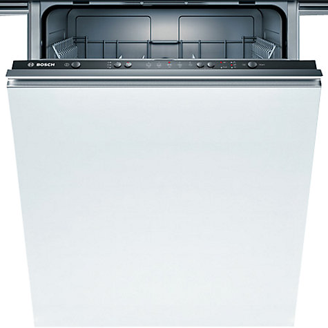 Buy Bosch SMV50C00GB Integrated Dishwasher Online at johnlewis.com