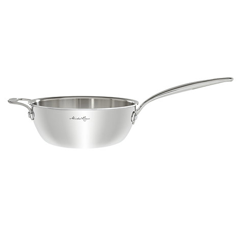 Buy Michel Roux Jr by GreenPan Chef's Pan, Dia.20cm Online at johnlewis.com