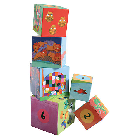 Buy Elmer Nesting Blocks Online at johnlewis.com