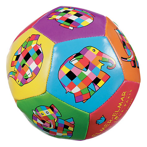 Buy Elmer Soft Ball Online at johnlewis.com