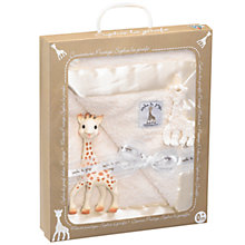 Buy Sophie la Girafe Blanket Set Online at johnlewis.com