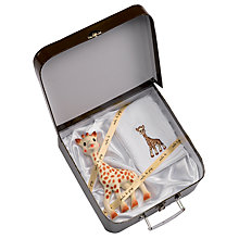 Buy Sophie la Giraffe Gift Case Online at johnlewis.com