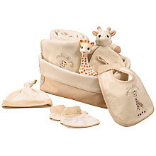 Buy Sophie La Giraffe So Pure My First Hours Set Online at johnlewis.com