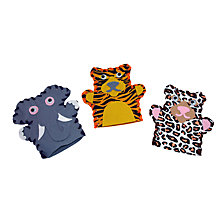 Buy Mister Maker Hand Puppets Kits Online at johnlewis.com