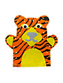 Mister Maker Stripes the Tiger Hand Puppet Kit