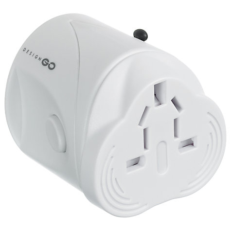 Buy Go Travel Worldwide Adaptor Online at johnlewis.com