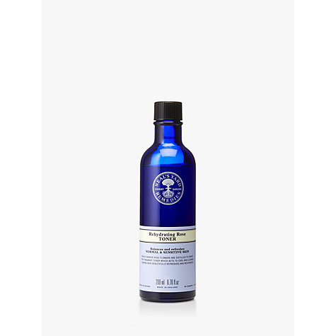 Buy Neal's Yard Rehydrating Rose Toner, 200ml Online at johnlewis.com