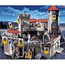 Buy Playmobil Knights: Lion Knight's Castle Online at johnlewis.com