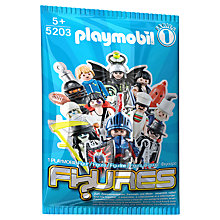 Buy Playmobil Male Figure, Assorted Online at johnlewis.com