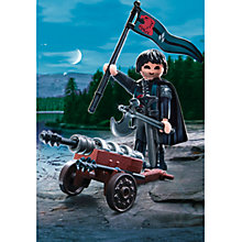 Buy Playmobil Knights: Falcon Knight's Cannon Guard Online at johnlewis.com