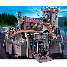 Buy Playmobil Knights Falcon Knight's Castle Online at johnlewis.com