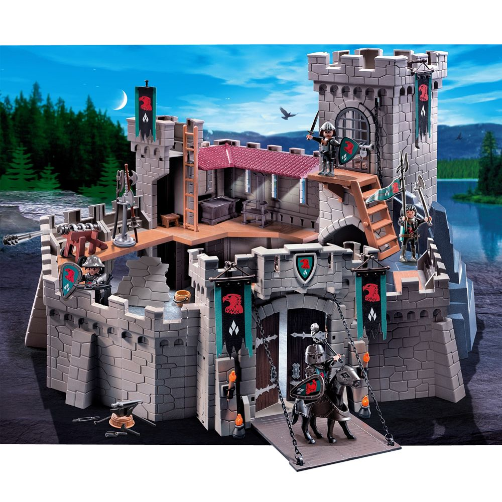 Click here for Playmobil Knights: Falcon Knight's Castle