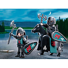 Buy Playmobil Knights: Falcon Knight's Troop Online at johnlewis.com