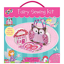 Buy Galt Fairy Sewing Kit Online at johnlewis.com