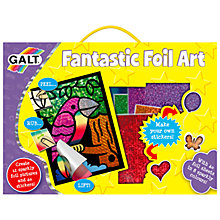Buy Galt Fantastic Foil Art Online at johnlewis.com