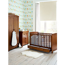 Buy Silver Cross Devonshire Cotbed and Wardrobe Set Online at johnlewis.com