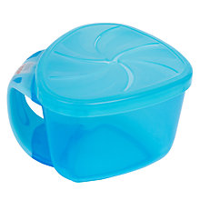 Buy Vital Baby Trap-a-Snack, Blue Online at johnlewis.com