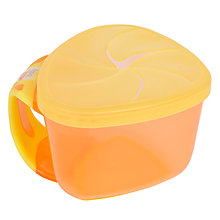Buy Vital Baby Trap-a-Snack, Orange Online at johnlewis.com