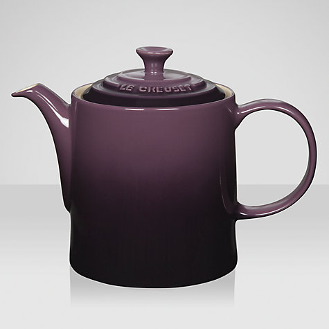 Buy Le Creuset Grand Teapot 1.3L Online at johnlewis.com