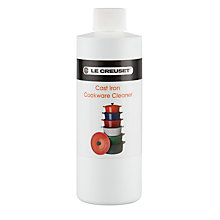 Buy Le Creuset Cast Iron Cookware Cleaner, 236ml Online at johnlewis.com