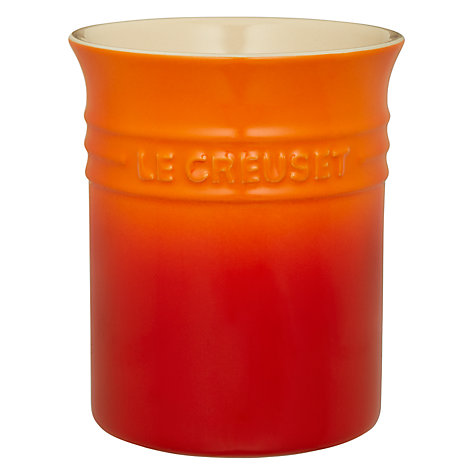 Buy Le Creuset Utensil Jar Online at johnlewis.com