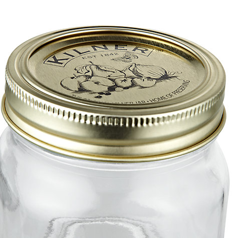 Buy Kilner Preserve Jar, 0.25L Online at johnlewis.com