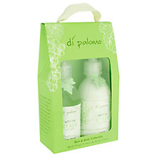 Buy Di Palomo White Grape Bath and Body Gift Set Online at johnlewis.com