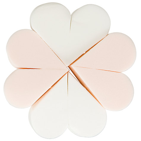 Buy John Lewis Latex Free Cosmetic Wedges Online at johnlewis.com
