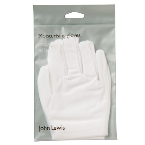 Buy John Lewis Moisturising Gloves Online at johnlewis.com