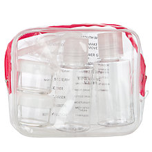 Buy John Lewis Travel Set Online at johnlewis.com
