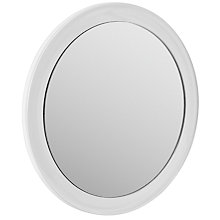 Buy John Lewis Round Suction Cup Travel Mirror Online at johnlewis.com