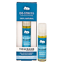 Buy Tisserand De-Stress Rollerball, 10ml Online at johnlewis.com