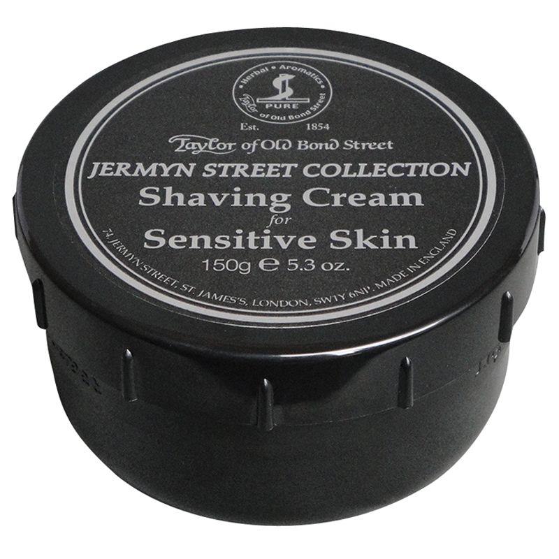 Taylor of Old Bond Street Taylor of Old Bond Street Shaving Cream Sensitive Skin, 150g