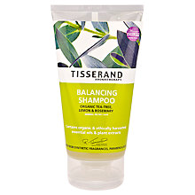 Buy Tisserand Tea Tree Shampoo, 150ml Online at johnlewis.com