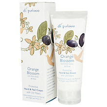 Buy Di Palomo Orange Blossom Hand & Nail Cream, 75ml Online at johnlewis.com