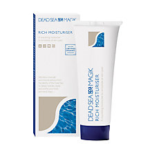 Buy Dead Sea Spa Magik Rich Moisturiser, 75ml Online at johnlewis.com