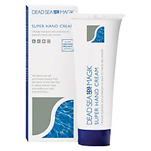 Buy Dead Sea Spa Magik Super Hand Cream, 75ml Online at johnlewis.com