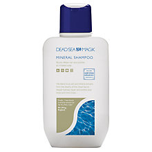 Buy Dead Sea Spa Magik Mineral Shampoo, 330ml Online at johnlewis.com
