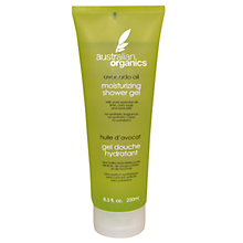 Buy Australian Organics™ Avocado Oil Moisturising Shower Gel Online at johnlewis.com