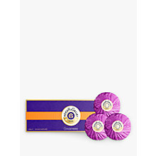 Buy Roger & Gallet Gingembre Soap Coffret, 3 x 100g Online at johnlewis.com