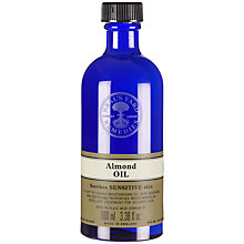 Buy Neal's Yard Almond Oil, 100ml Online at johnlewis.com