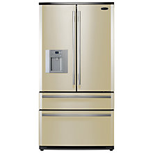 Buy Rangemaster RDXD910CR/C 4-Door Fridge Freezer, Cream Online at johnlewis.com