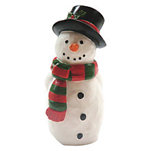Buy John Lewis Snowman Cake Topper Online at johnlewis.com