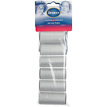 Buy Denman Thermo Ceramic Rollers Medium x 6 Online at johnlewis.com
