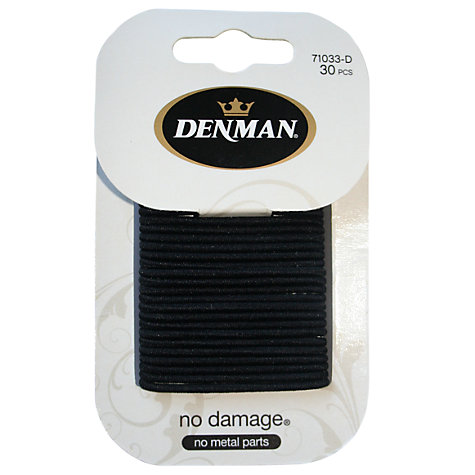 Buy Denman No Damage Elastics x 30 Online at johnlewis.com