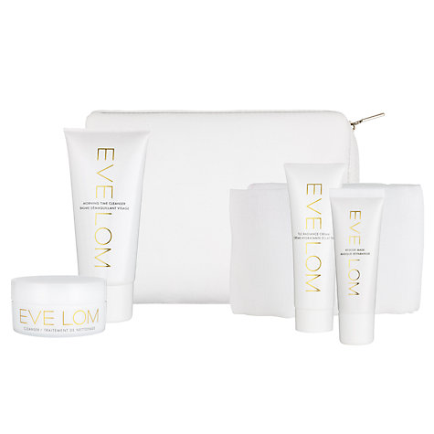 Buy Eve Lom Travel Essentials Set Online at johnlewis.com