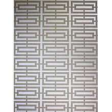 Buy Osborne & Little Kikko Trellis Wallpaper, Stone, W6176-02 Online at johnlewis.com